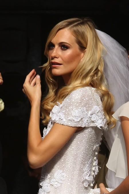 poppy delevingne novia maquillaje
