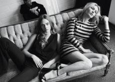 Cara Delevingne y Kate Moss también se visten de Navidad gracias a Mango