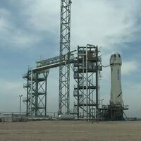 Jeff Bezos, de Amazon, está a un paso de enviar astronautas al espacio: logra un exitoso despegue y aterrizaje con el cohete New Shepard