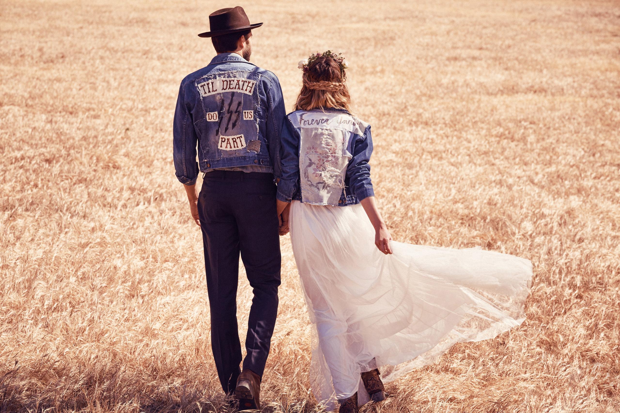 Foto de Free People Bohemian Bridal Collection 2015 (10/12)