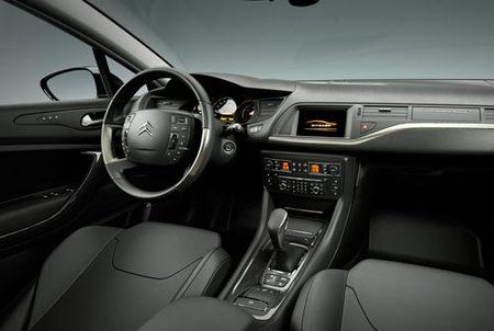 Nuevo Citroen C5 berlina