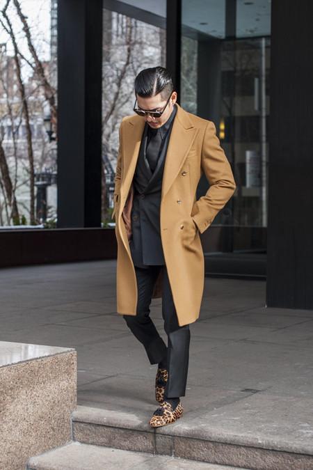 Los slippers de print de leopardo serán el calzado definitivo que llevarás en tus looks de fiesta