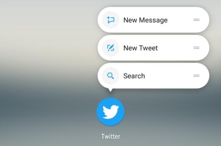 Twitter añade soporte para funciones de Android Nougat en su versión Alfa 6.23