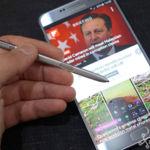 Del Samsung Galaxy Note 4 al Note 5: éstas son las diferencias