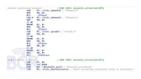 Una porción de código en el iOS 4 desvela futuros dispositivos