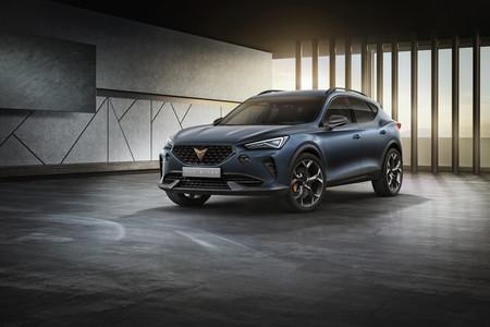 CUPRA Formentor: así se llama el segundo coche de la marca, un prototipo de SUV híbrido enchufable