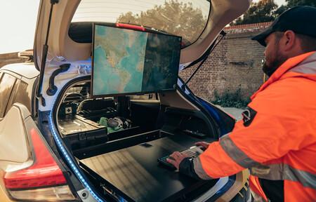 Nissan RE-LEAF, coche eléctrico generador de energía portátil