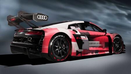 Audi R8 Lms Gt3 Evo Ii 1