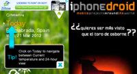 La publicidad móvil sigue creciendo en España, ya supera las 5.400 millones de impresiones