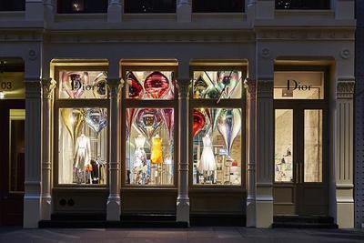 Dior se lía la manta a la cabeza y abre una nueva boutique en el SoHo, el barrio de los artistas de NY