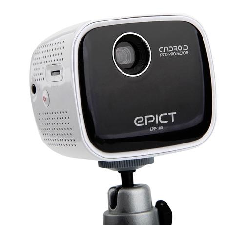 Foto de EPICT EPP-100 picoproyector Android (1/4)
