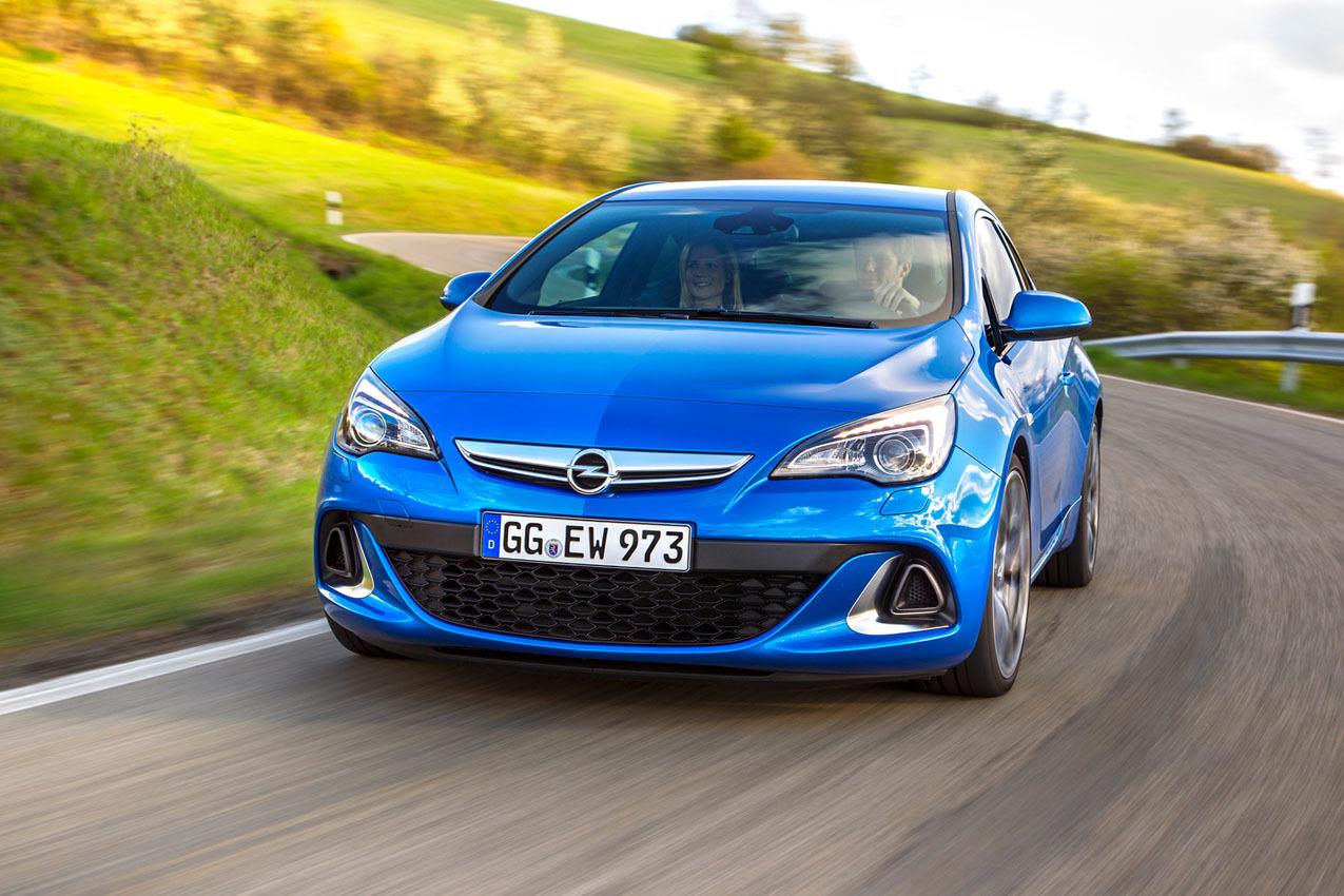 Foto de Opel Astra OPC (32/46)