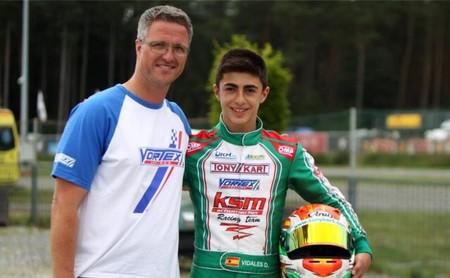 Vidales Ralf Schumacher