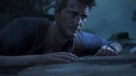 Uncharted 4 A Thiefs End E3 2014 Trailer Screen Nathan Drake