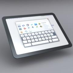 Foto 6 de 7 de la galería mockup-del-tablet-os-de-google en Genbeta