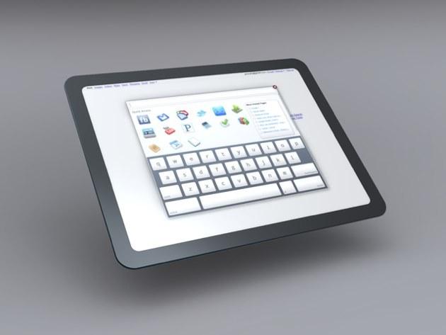 Foto de Mockup del Tablet OS de Google (6/7)