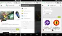 Google Play Store ya cuenta con versión web para móviles