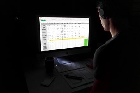 Un Excel y una gráfica de dos ejes: mi método para elegir qué televisor comprar