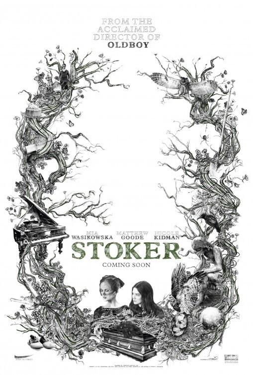 Foto de 'Stoker', la nueva película de Park Chan-wook (1/5)