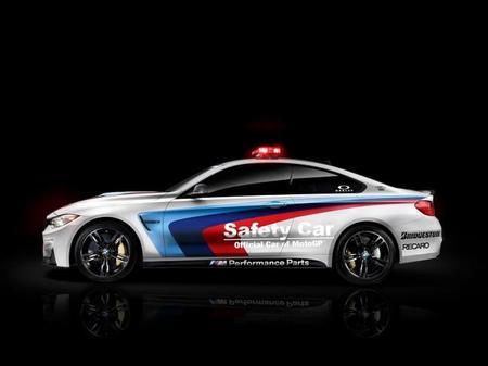 BMW M4 Coupé Safety Car