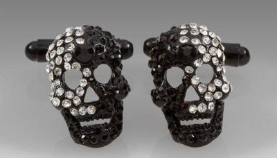 Los gemelos 'Skull' de la mano de Paul Smith