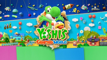 Hemos jugado a Yoshi's Crafted World y dentro de su sencillez se esconde una enternecedora aventura