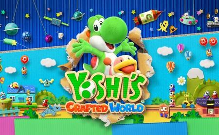 Hemos jugado a Yoshi's Crafted World y dentro de su sencillez se esconde una enternecedora aventura