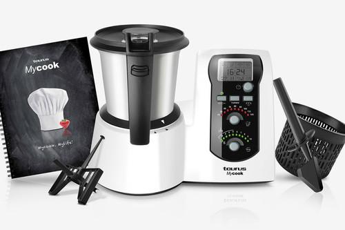 Amazon Prime Day 2019: el robot de cocina My Cook de Taurus más barato que el de Lidl