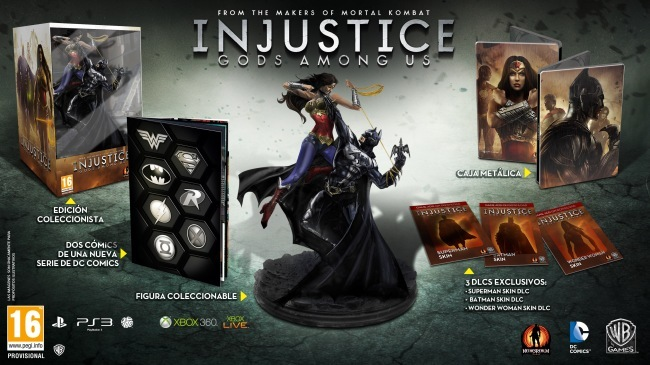 Injustice: Among Us