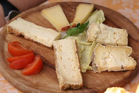 Antipasto de quesos