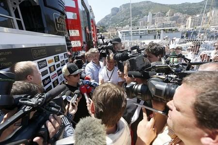 """Kimi Räikkönen ni perdona ni olvida: """"Hay pilotos con los que hay que tener cuidado"""""""