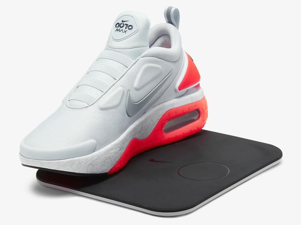 Las zapatillas del futuro ya están en Nike: son las Adapt Auto Max y se cierran ellas solitas