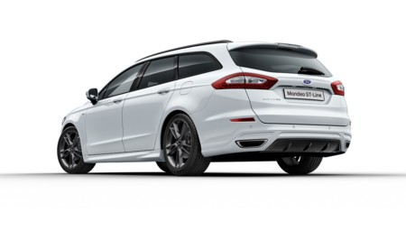 Ford Mondeo St Line 1