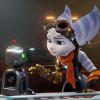 Rivet, la nueva Lombax, es la protagonista del primer gameplay tráiler en castellano de Ratchet & Clank: Una Dimensión Aparte
