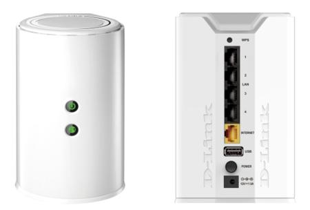 D-Link routers color
