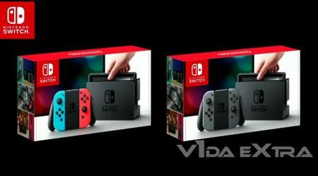 Nintendo Switch Packs