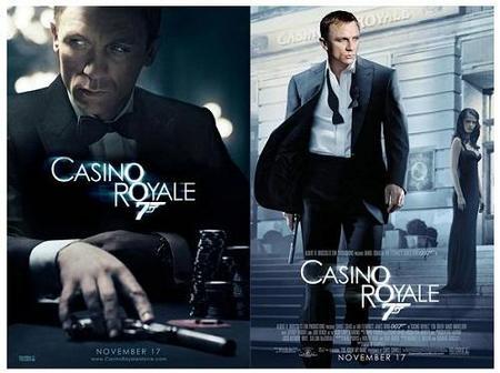 bond casino royale