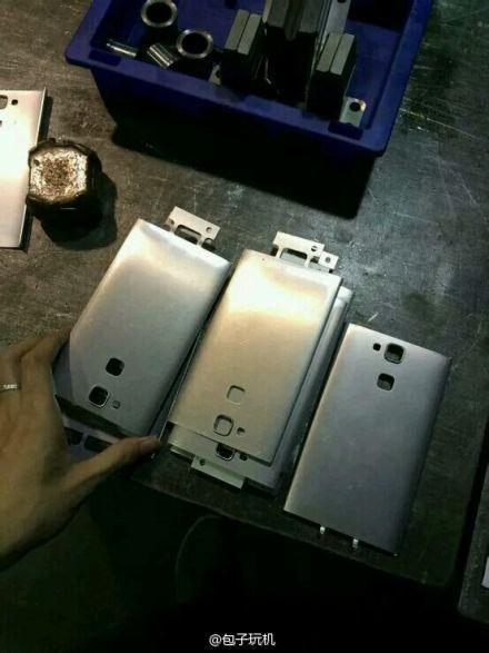 Huawei Ascend D3 también se pasa al metal