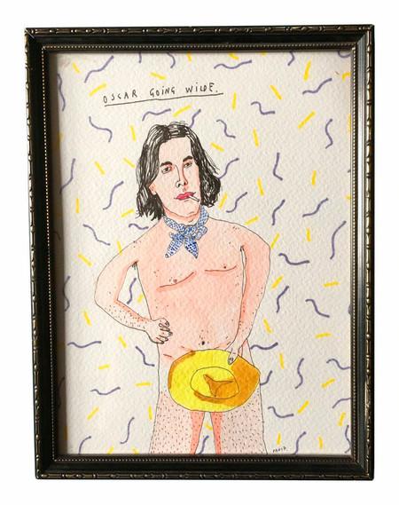 Oscar Going Wilde