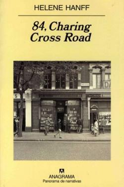 '84, Charing Cross Road', de Helene Hanff