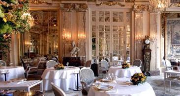 Le Louis XV: lujoso restaurant en Montecarlo