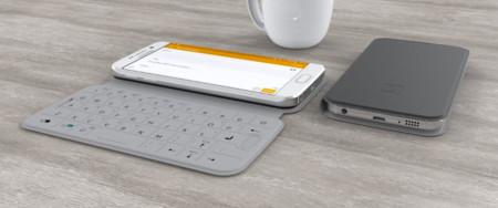 La fusión del pasado y el futuro con Slimtype, la funda-teclado que funciona con NFC