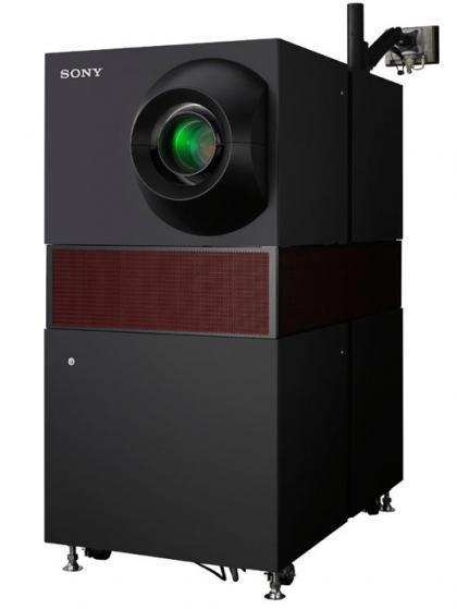 Sony CineAlta 4K SRX-R220, el cine de lujo
