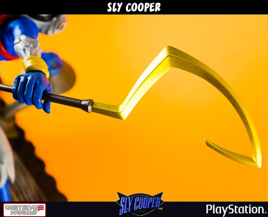 Foto de Figura limitada Sly Cooper (6/9)