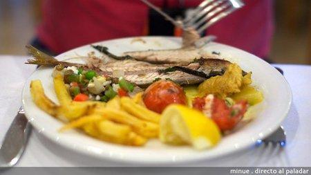 Gastronomía tunecina - pescados