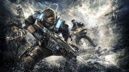 Gears of War 4 prepara su llegada con nuevos packs de Xbox One S