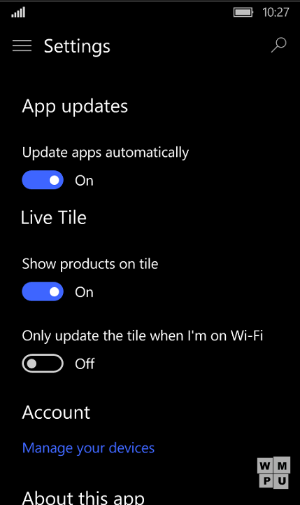 Foto de Windows 10 Mobile build 10240 (10/46)