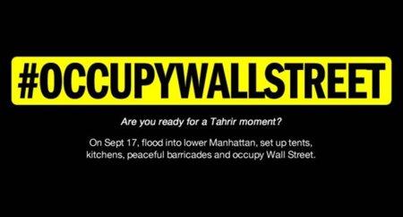 Ha llegado el día #sept17 Ha llegado el momento #OccupyWallStreet