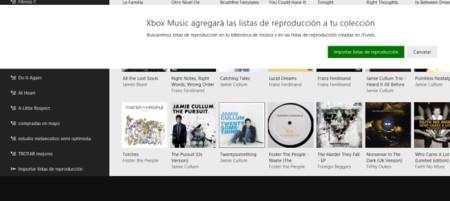Agregar Playlists Itunes