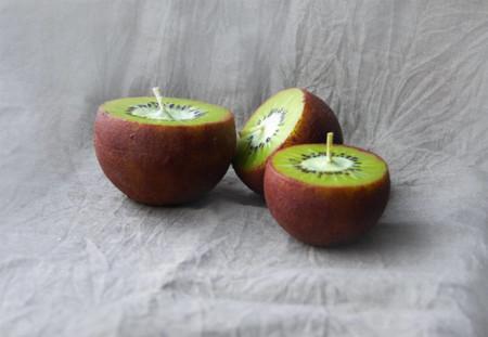 Decorando con velas inspiradas en tus frutas favoritas